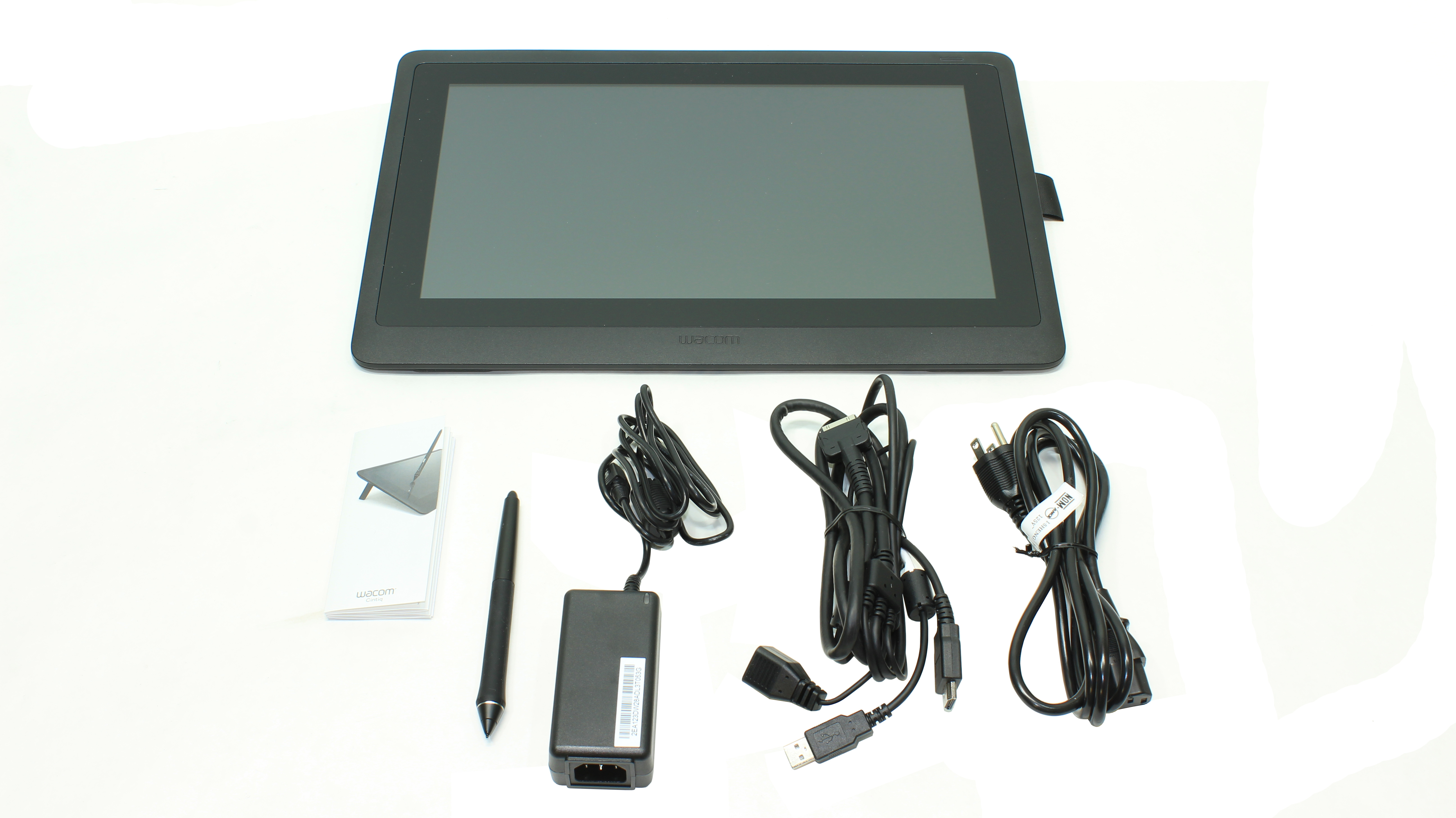 Wacom Cintiq 16 Digitizer with LCD display HDMI USB 2.0 DTK16600K0A