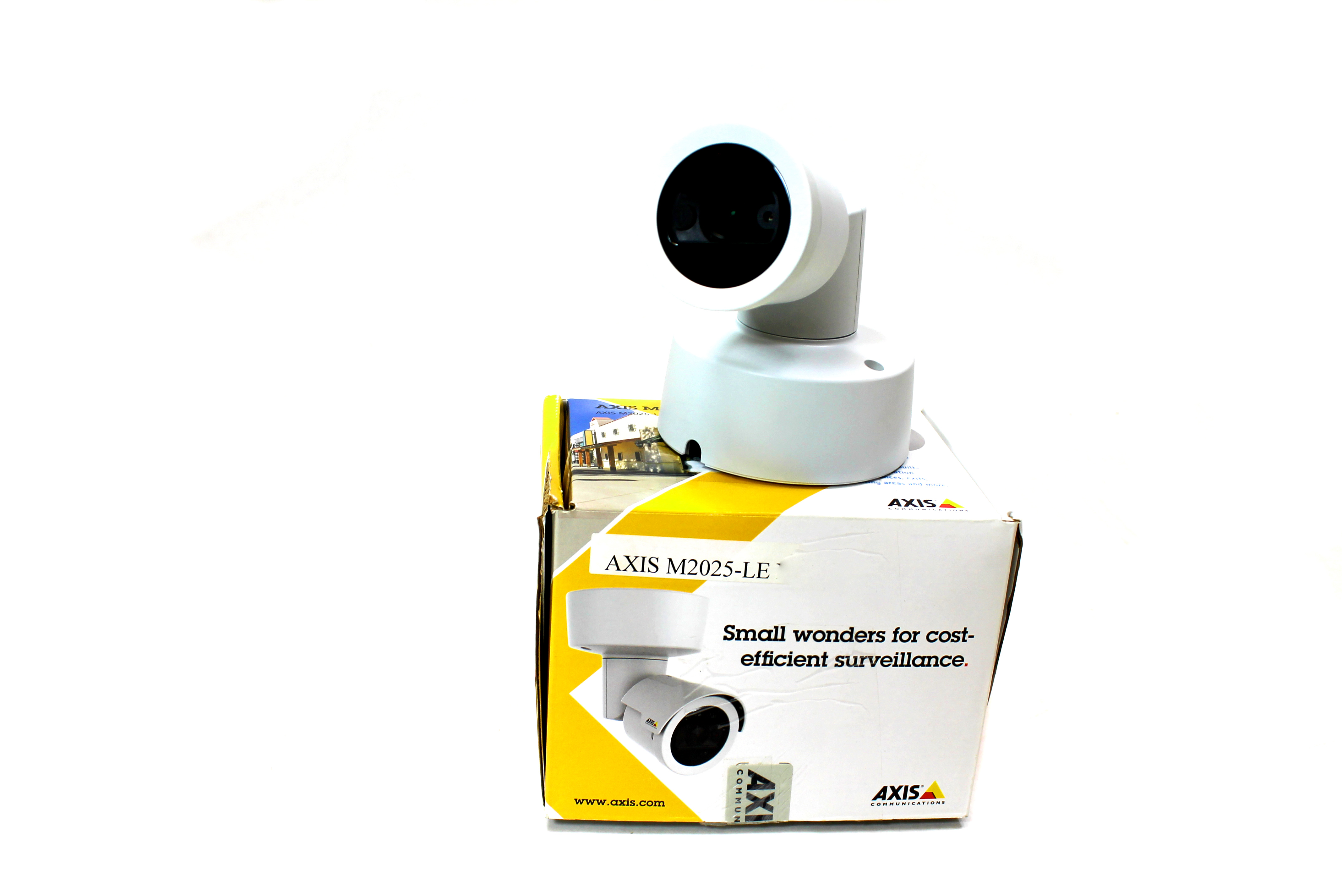 Axis M2025-LE Network Surveillance Camera PN 0911-001