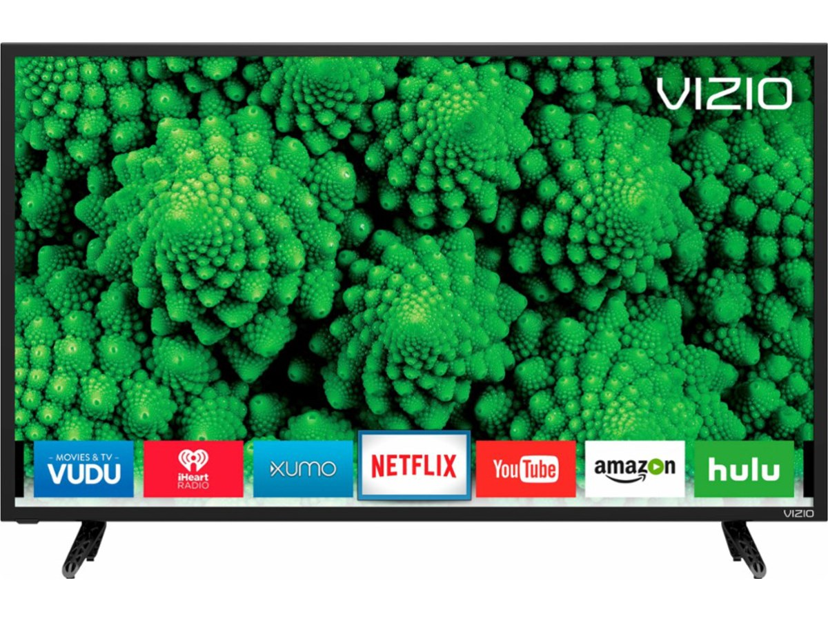 "VIZIO D-Series D40F-E1 D-Series 40"" Class LED TV 1080p"