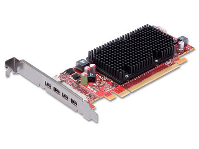 ATI FirePro 2460 512MB PCI-E x16 Video Graphics Card 100-505610