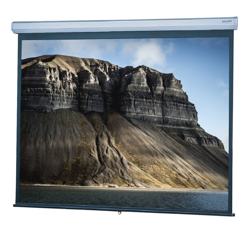 "Da-Lite Model C projection screen 78"" x 139"" 79043"