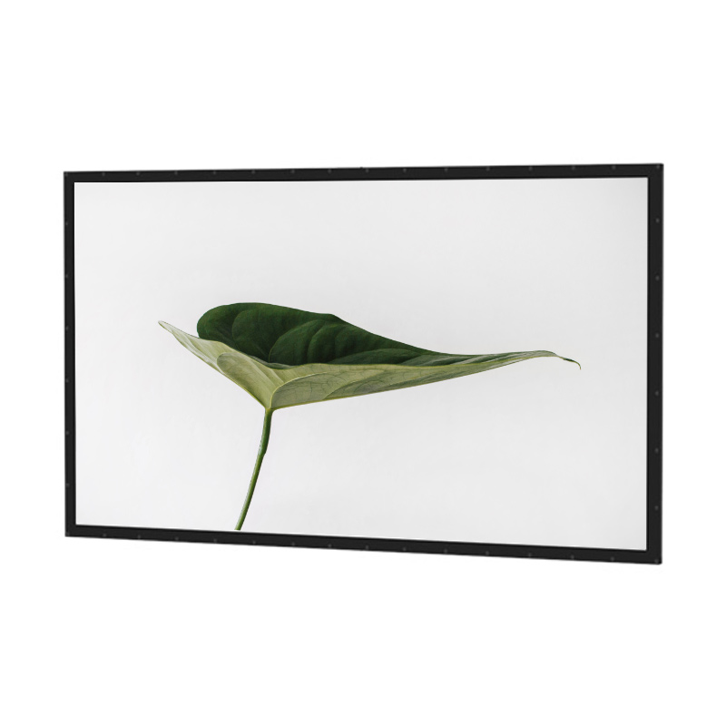 "Da-Lite Perm-Wall Da-Mat Fixed Frame Projection Screen 78"" x139"""