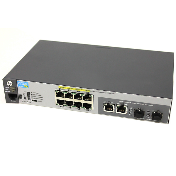 HP 2530-8G-PoE Switch J9774A#ABA