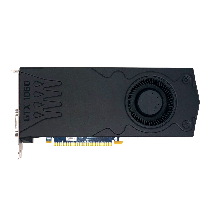 Dell nVidia GeForce GTX 1060 6GB 192-bit GDDR5 PCIE x16 2FNM3