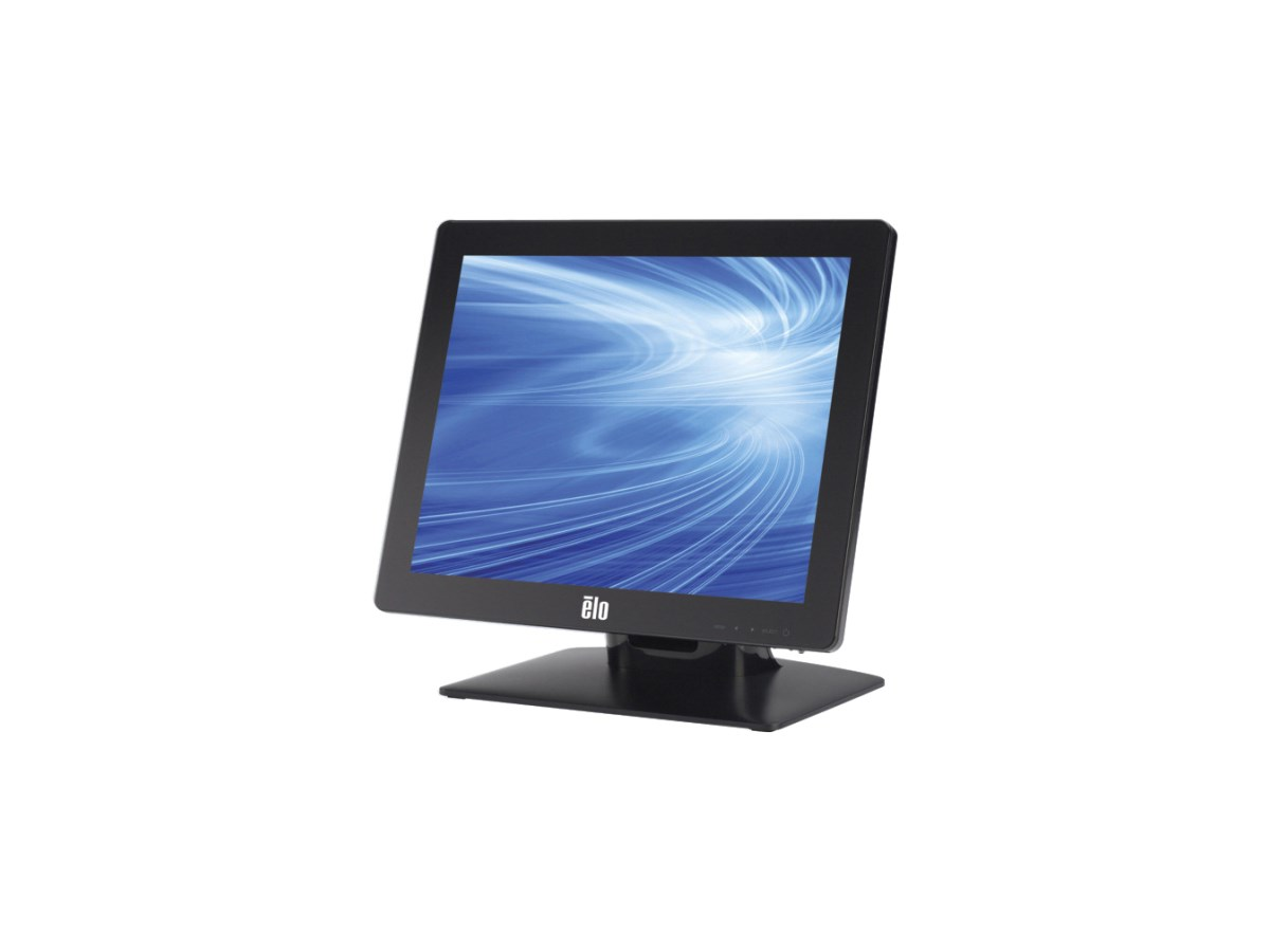 "ELO Model E1717L-8CWB-0-BL-ZB-G 17"" Touchscreen Monitor E179069"