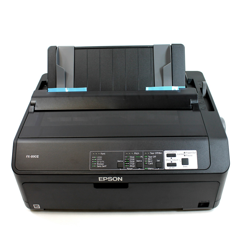 Epson FX 890II monochrome Impact dot-matrix printer C11CF37201