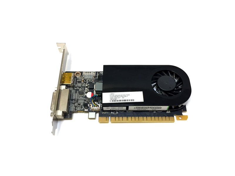 Fujitsu GeForce GT630 2GB DDR3 PCIE S26361-D2422-V631 Video Card