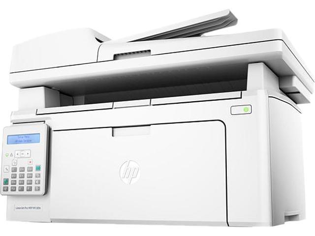 HP LaserJet Pro MFP M130fn Printer White G3Q59AR