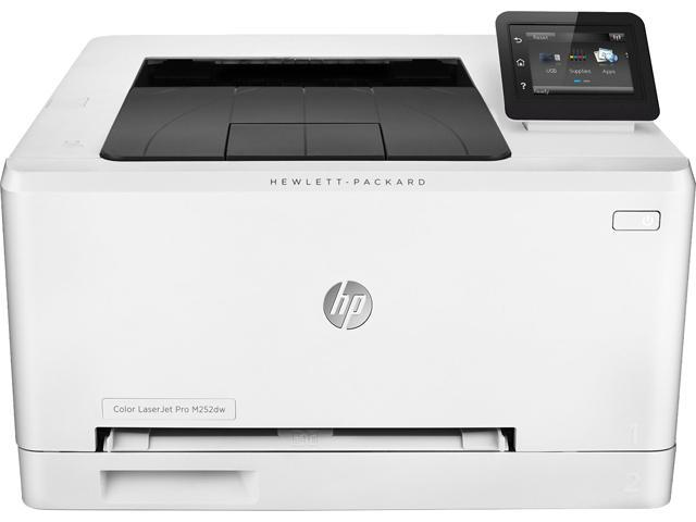 HP Color LaserJet Pro M252dw laser printer B4A22AR wireless