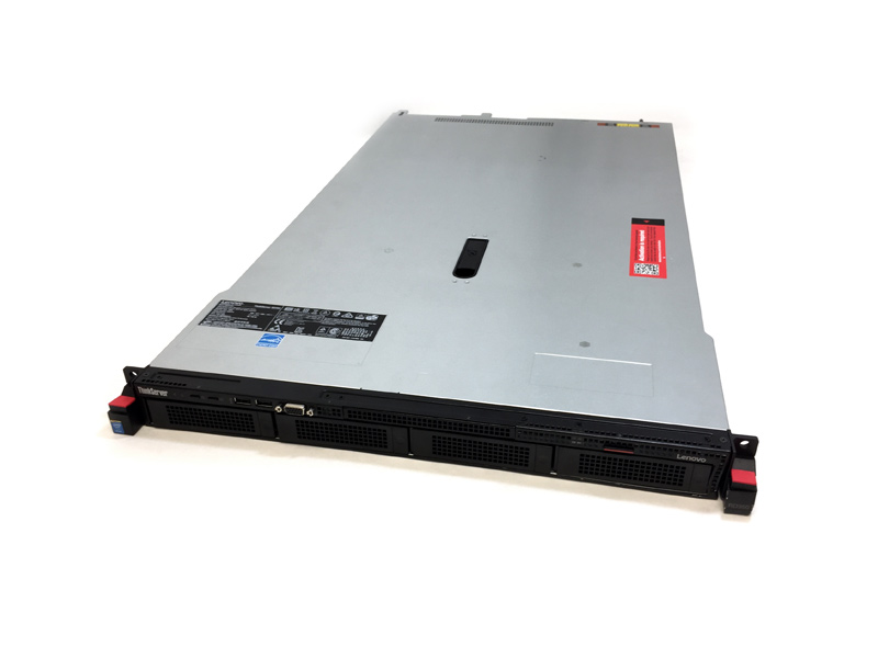 Lenovo ThinkServer RD350 70QK000XUX Xeon E5-2620v4 16GB /no HDD