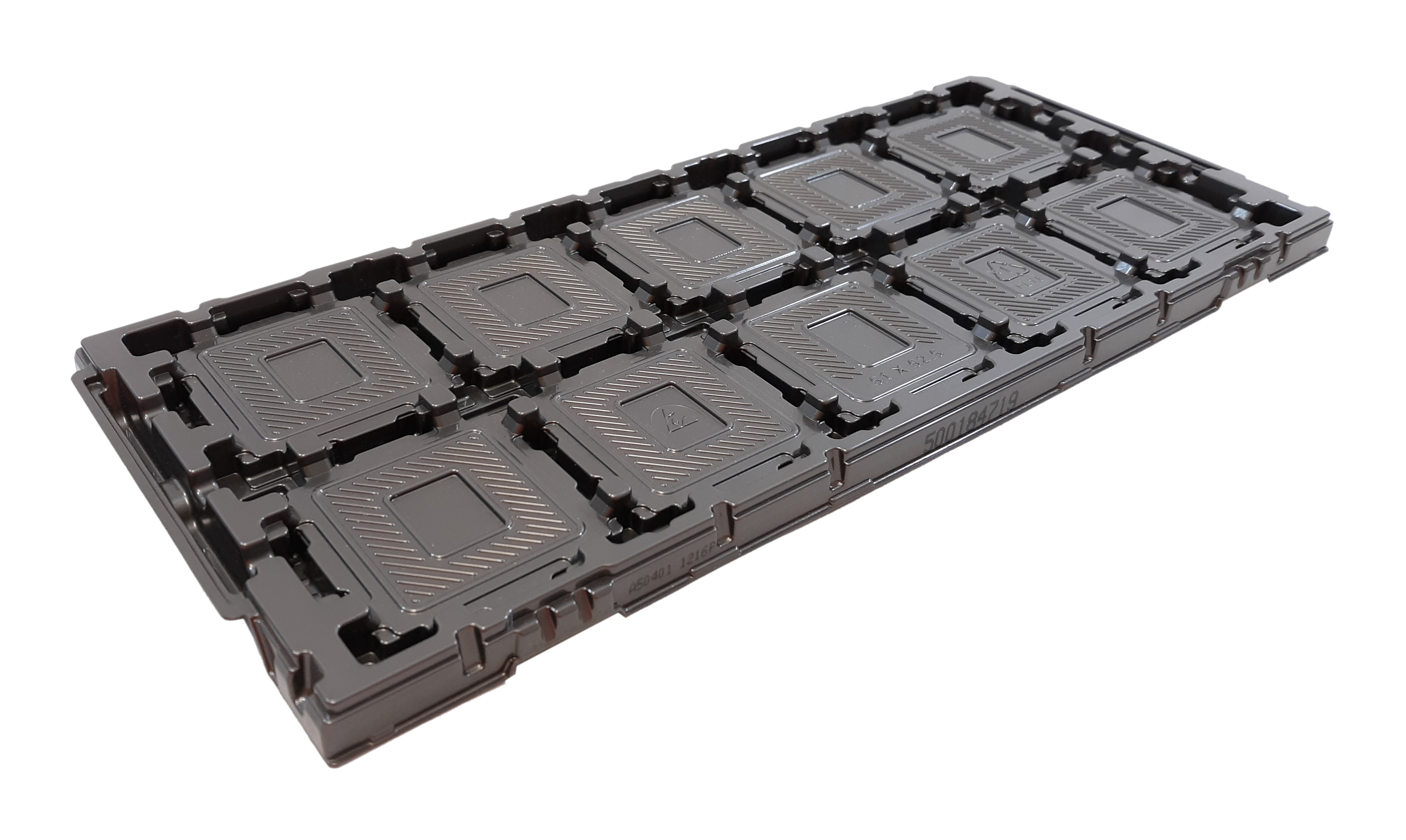 Intel ESD Trays For Xeon LGA2011 (51mm x 52.5mm) CPU Tray Holder 500184719