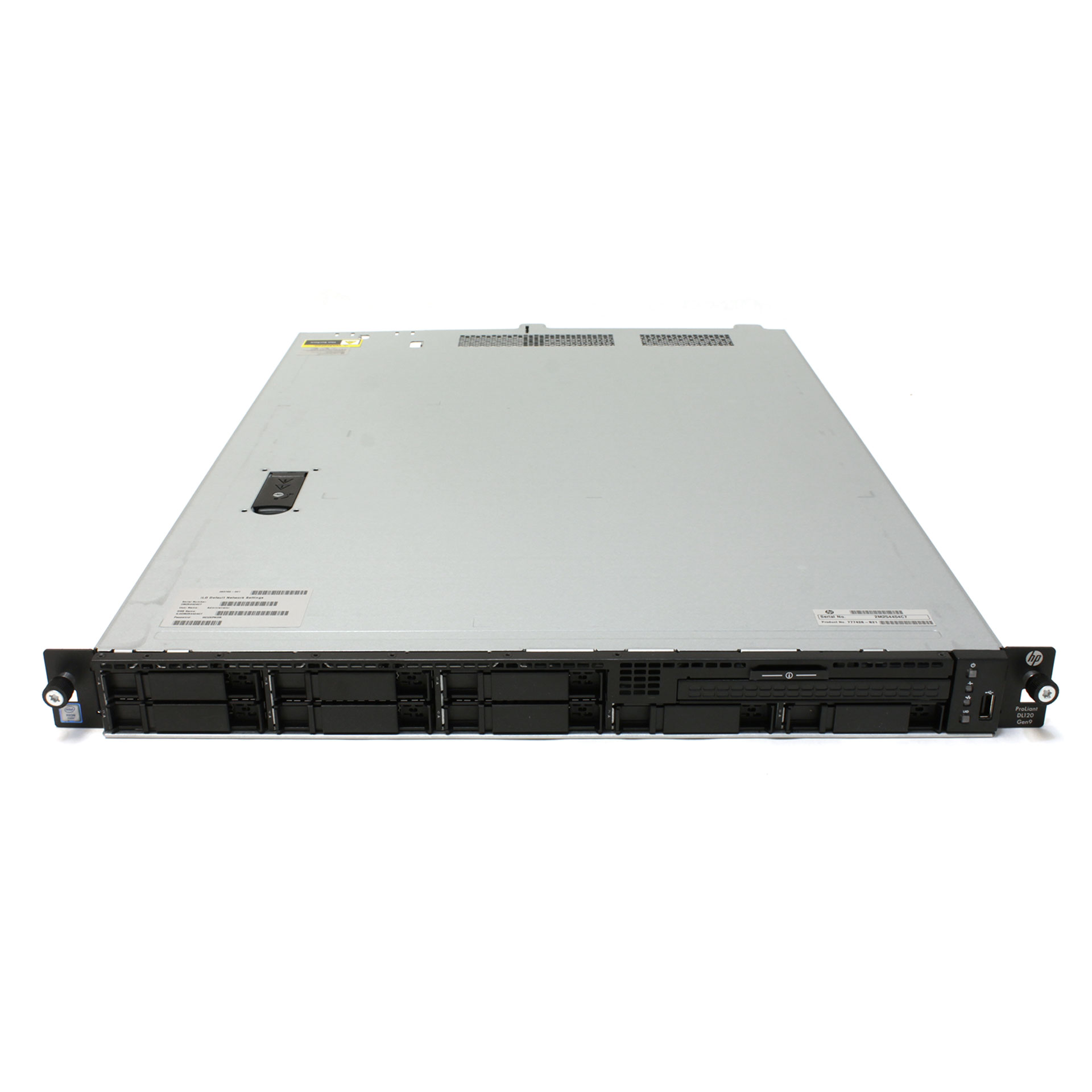"HPE ProLiant DL120 Gen9 No CPU/RAM/HDD/PSU 1U 2.5"" 777426-B21"
