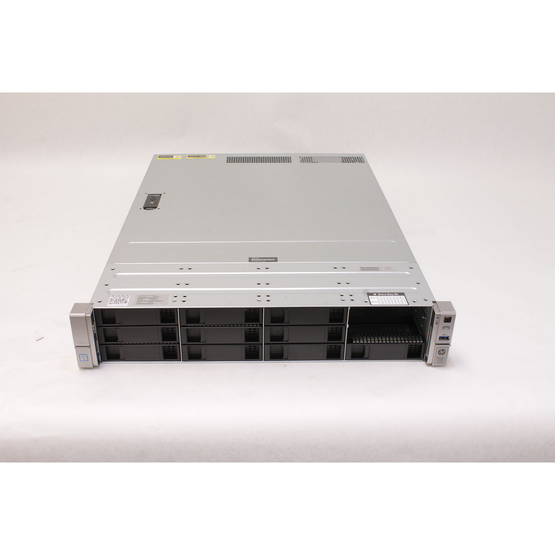 HPE ProLiant DL180 Gen9 Storage E5-2623V4 16GB 0GB 833974-B21