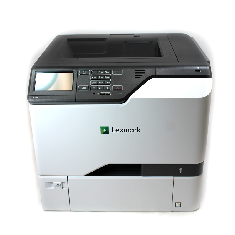 Lexmark CS725de Printer Color Laser Duplex A4 Legal 40C9000