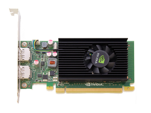 nVidia Quadro NVS 310 512MB PCIe x16 Video Card VCNVS310DP-PB