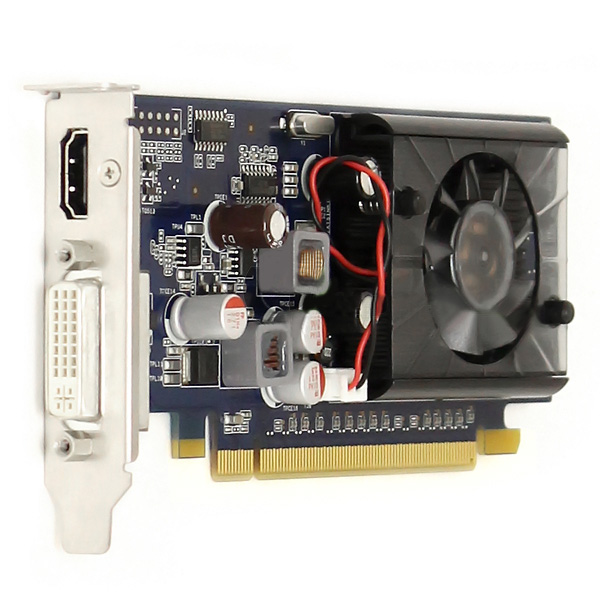 Nvidia GeForce 310 DP PCIex16 HP 572029-001 VG885A Graphics Card