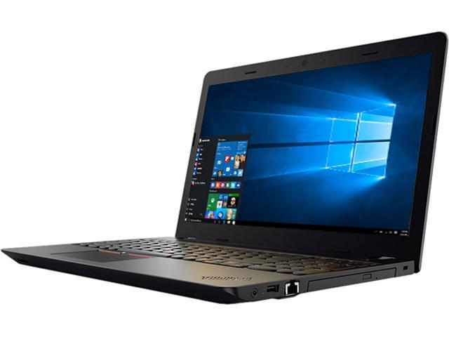Lenovo ThinkPad E570 i3-6006U 2GHz HDD 500Gb RAM 4Gb WIN10PRO 20H5009HUS