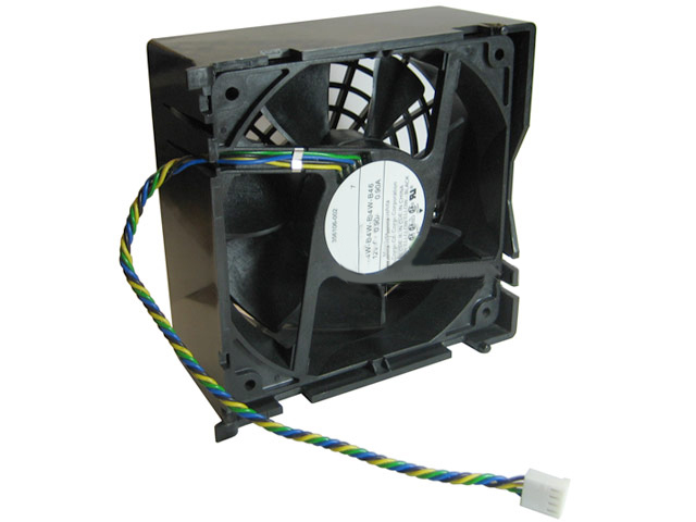 HP XW8200, XW9300 Workstation Case Cooling Fan (rear) 356106-002