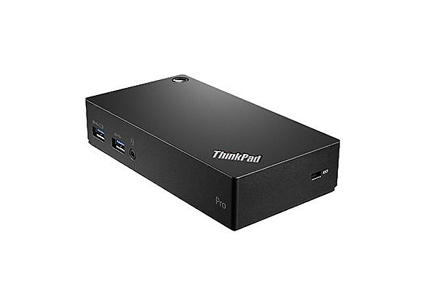 Lenovo 40A70045US 03X7130 SD20K40265 ThinkPad USB 3.0 Pro Dock
