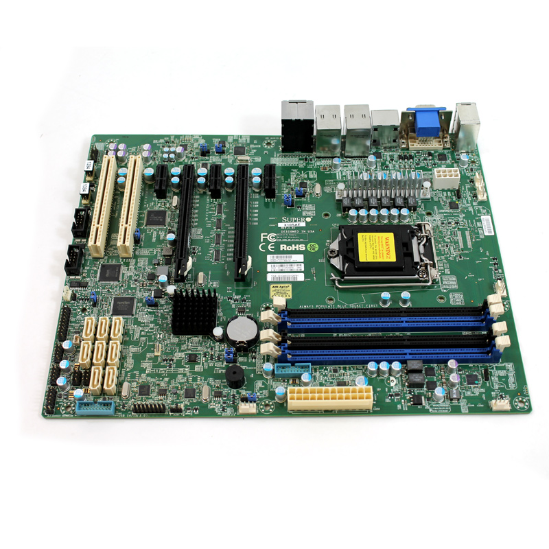 SUPERMICRO MBD-X10SAE-O ATX Server Motherboard LGA 1150 Intel
