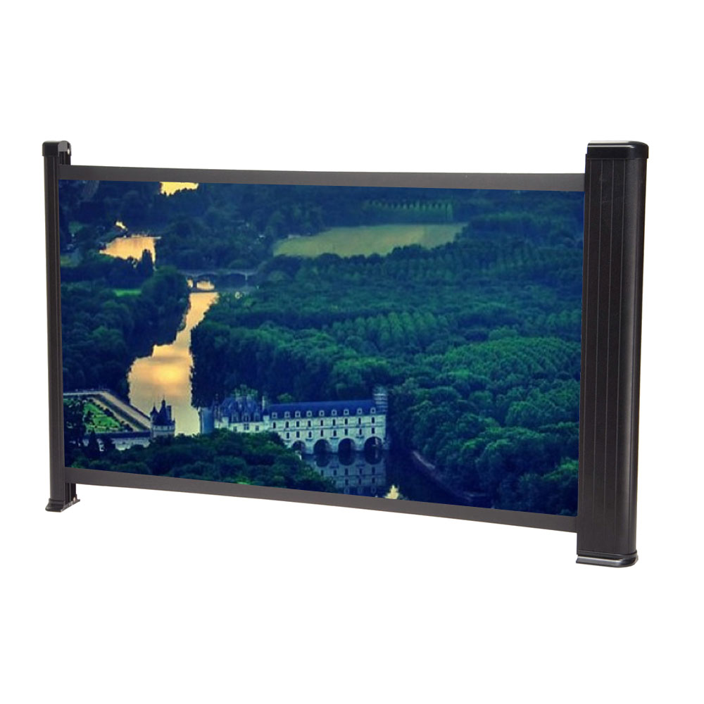"Da-Lite Pico Screen Manual Portable Projection Screen 27"" 16:9 3"