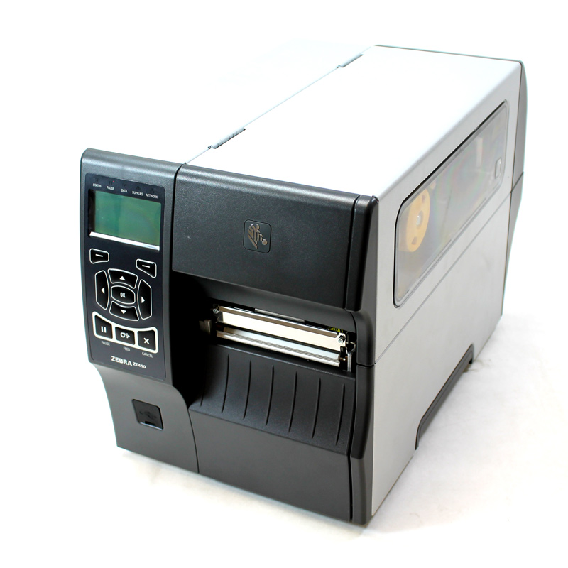Zebra ZT400 Series ZT410 Label Printer Monochrome Thermal