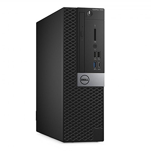 Dell OptiPlex 7050 SFF i5-7600 3.5GHZ 16GB RAM 256GB SSD D11S