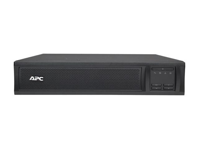 APC Smart-UPS SMX1500RM2UNC 1500VA Rack/Tower 120V UPS