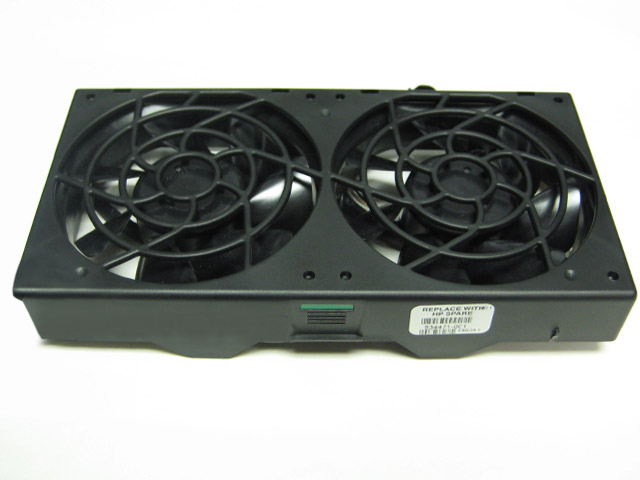 Rear Case Brushless Fans HP Z600 Workstation 534471-001