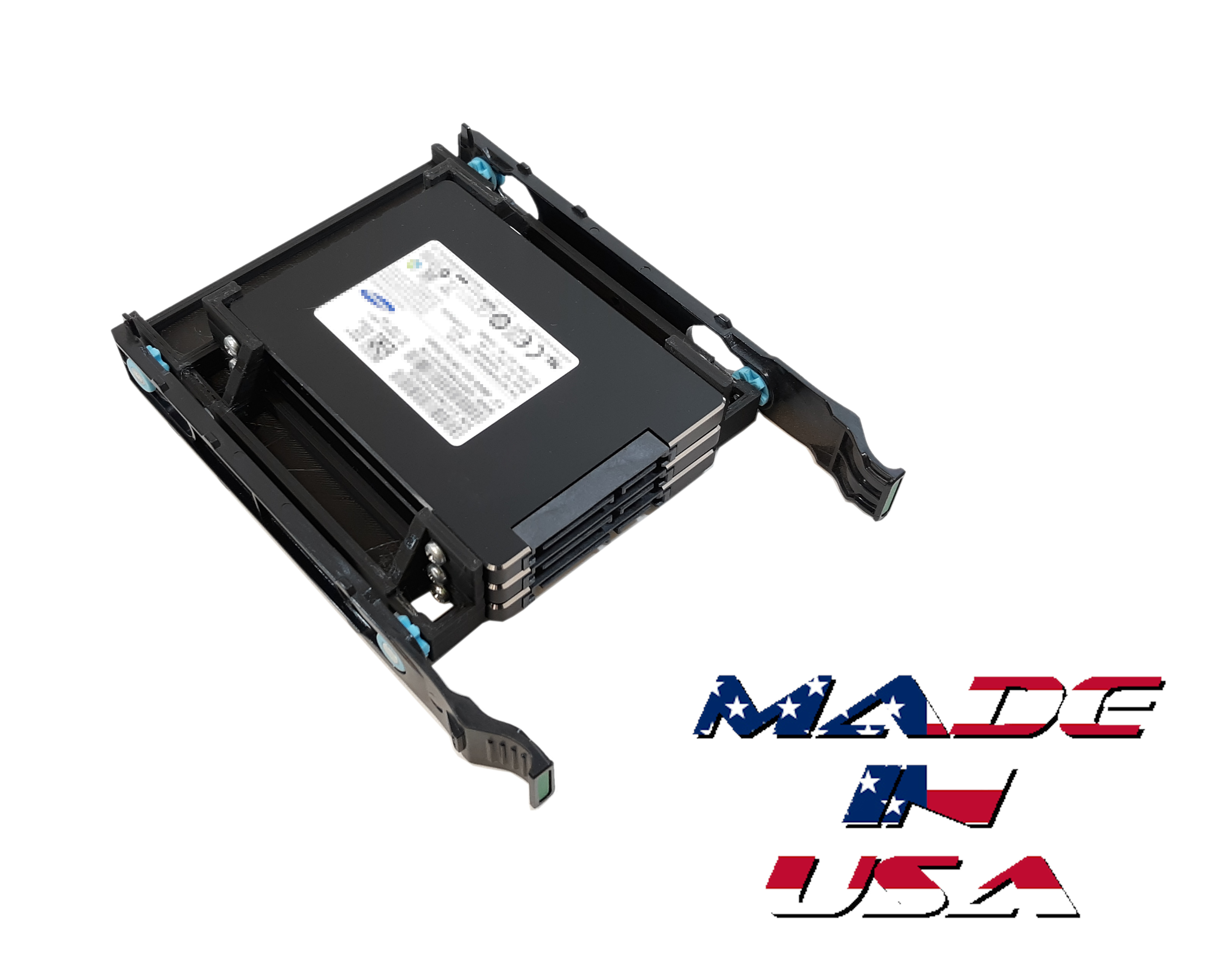 "Compeve SSD/HDD Carrier Adapter 2.5""-3.5"" 3xSSD For HP Z210 Z220 Z230 Z400 Z420"