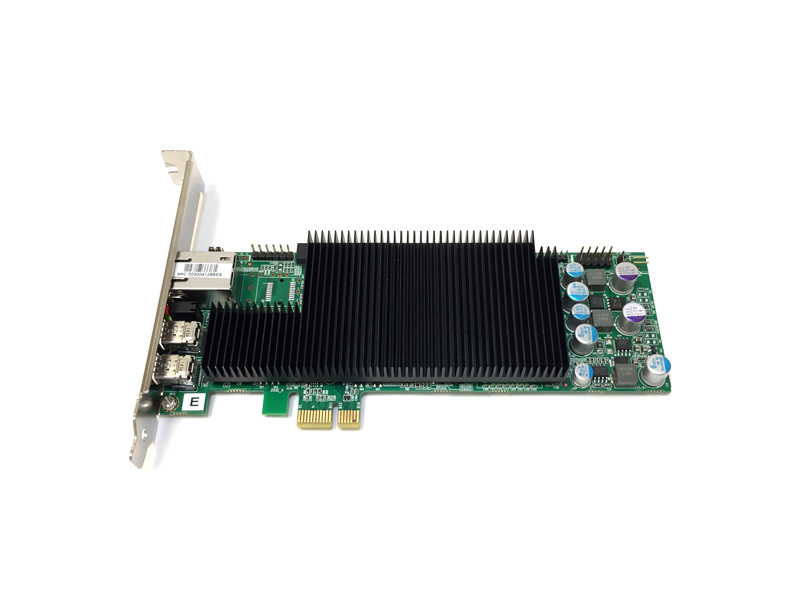 TERADICI TERA 2220 PCOIP PCI-E 3.0 X1 Remote Access Host Card