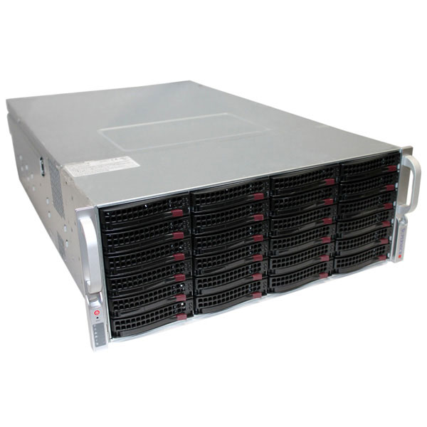 Supermicro SuperStorage 6048R-E1CR36H Server Barebone 4U Rack