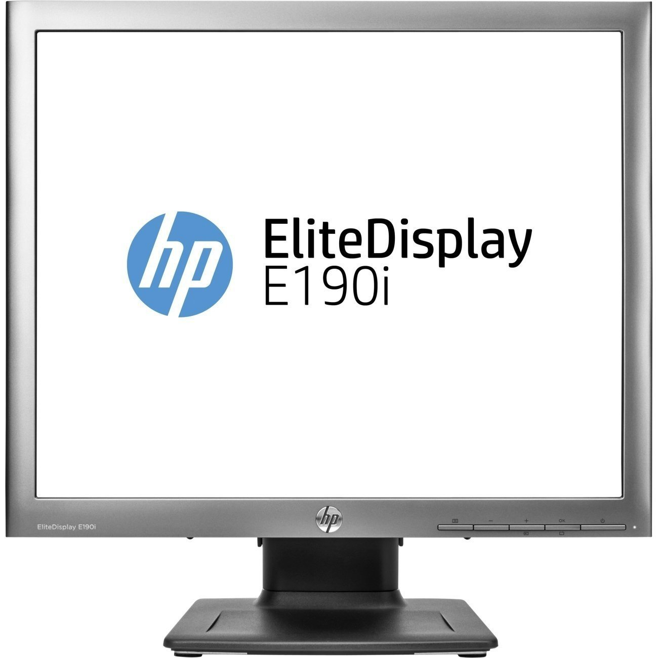 "HP EliteDisplay E190i 18.9"" IPS LED Monitor 5:4 - Black E4U30A"