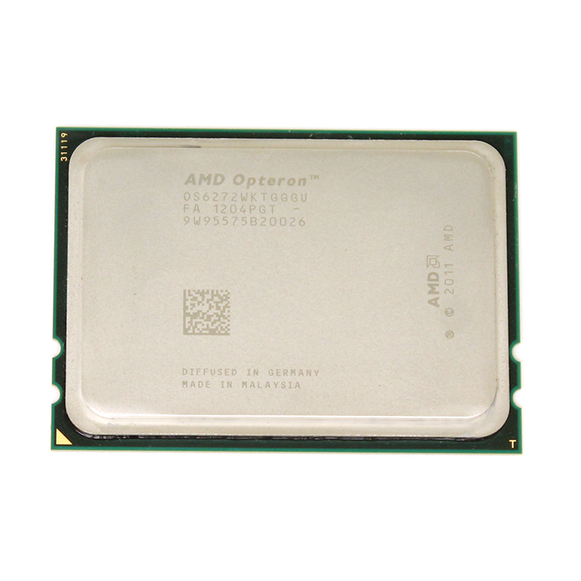AMD Opteron 6272 Interlagos 2.1 GHz 16MB L3 Cache Socket G34