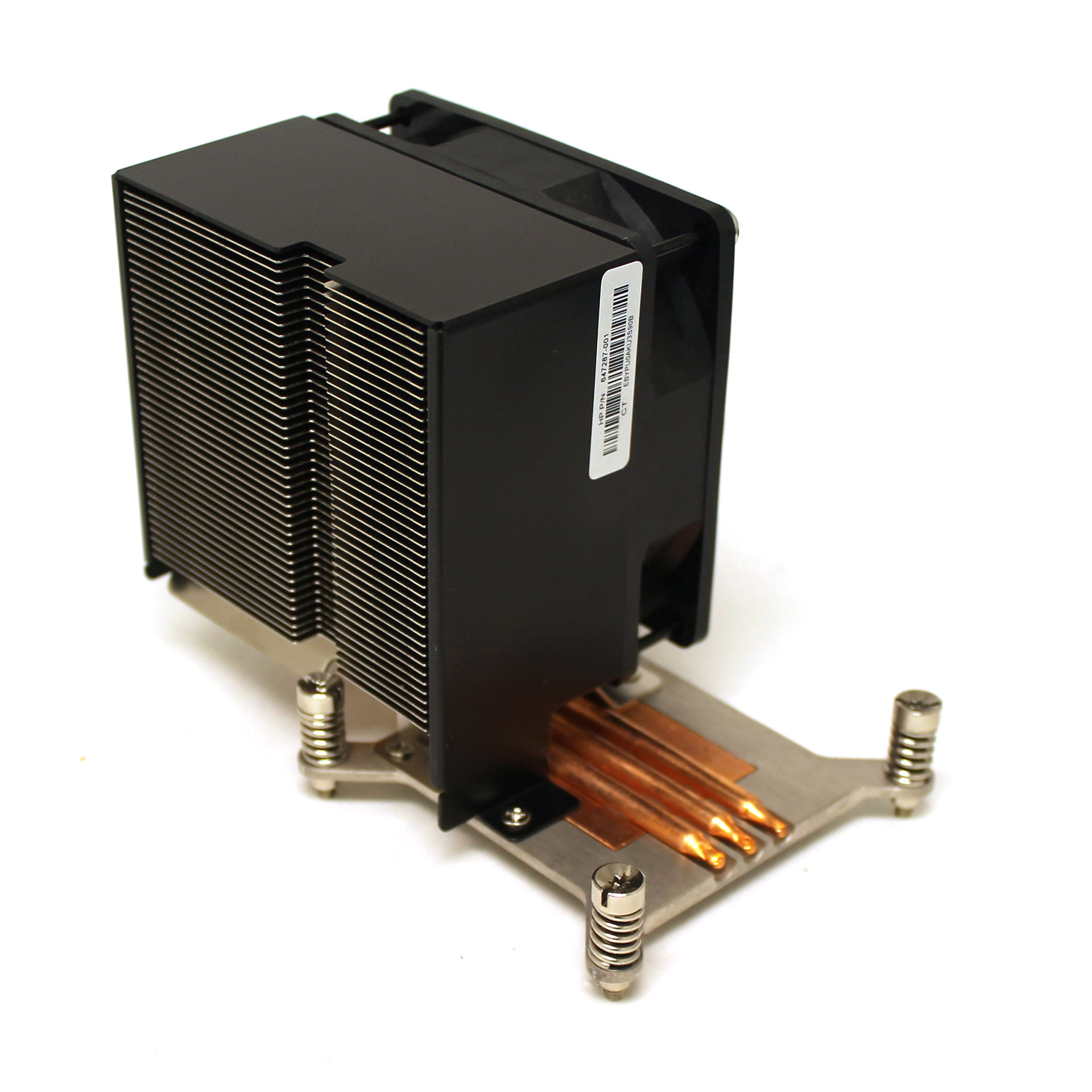 Active Fan Heatsink for HP Z420 Z620 Workstation 647287-001