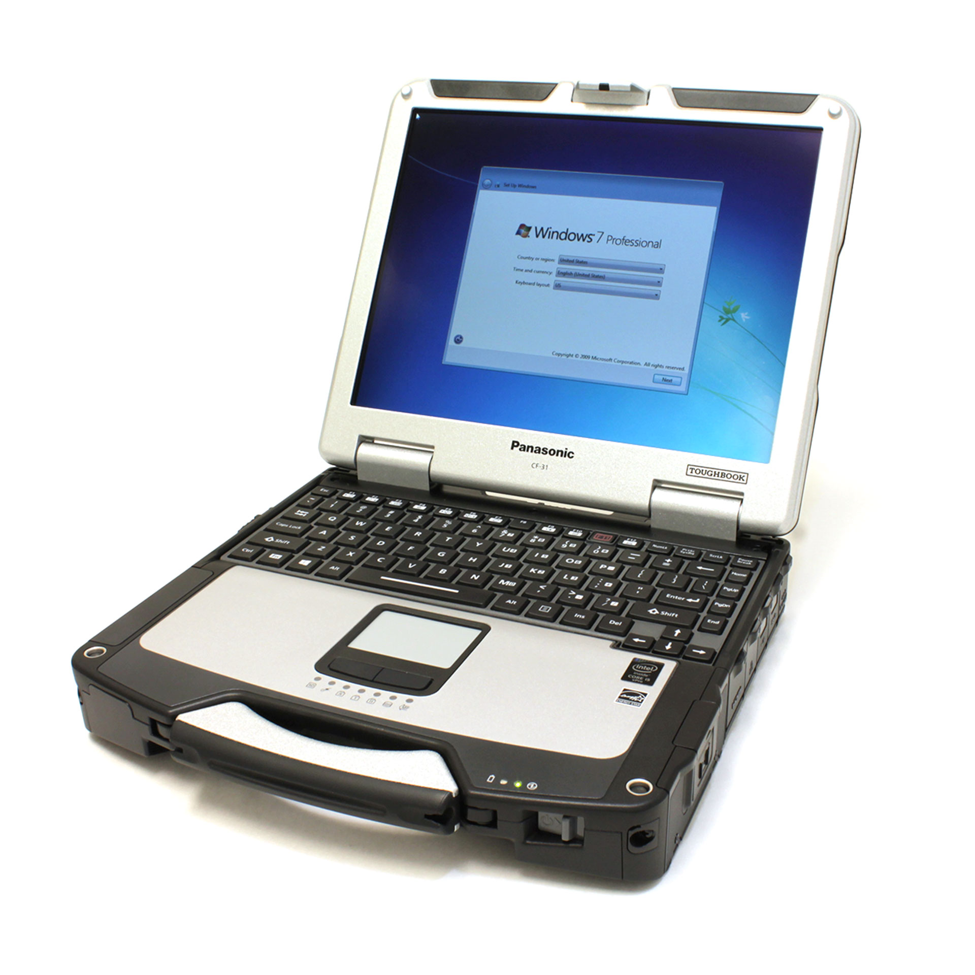 Panasonic Toughbook 31 13.1 Core i5 5300U 4GB/500GB CF-3110672KM
