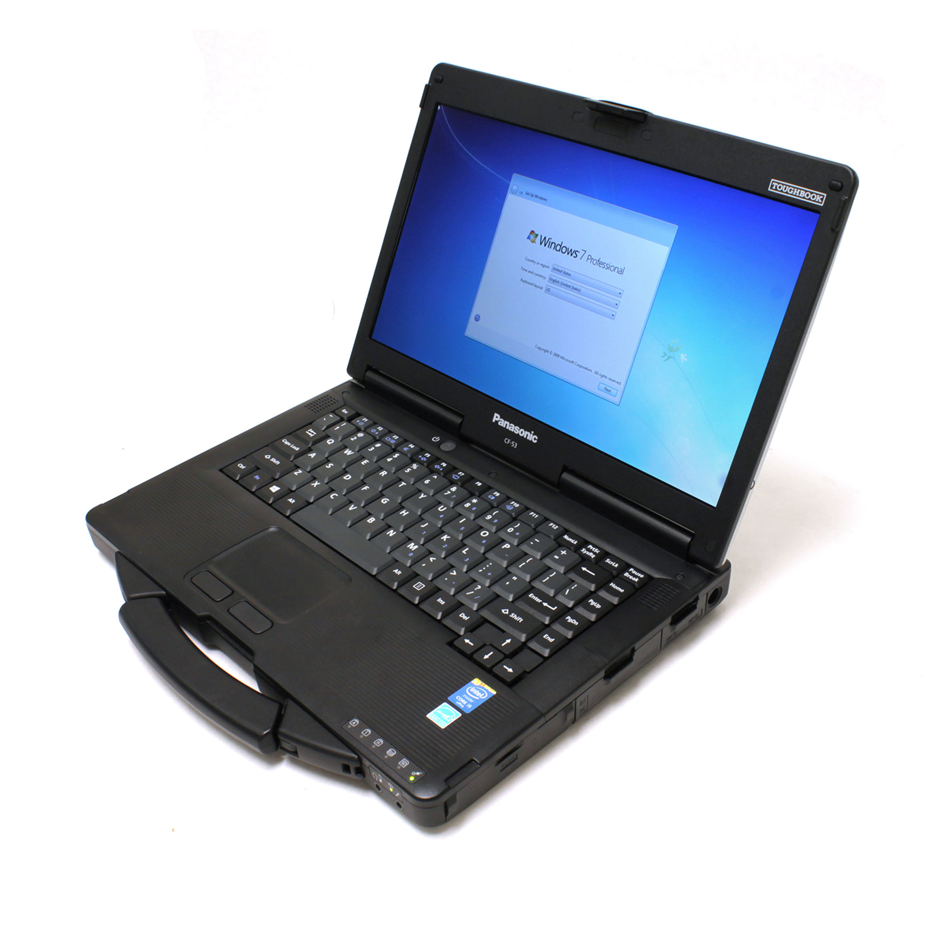 "Panasonic Toughbook 53 14"" CF-532ALZYCM Core i5-4310U 4GB/500GB"