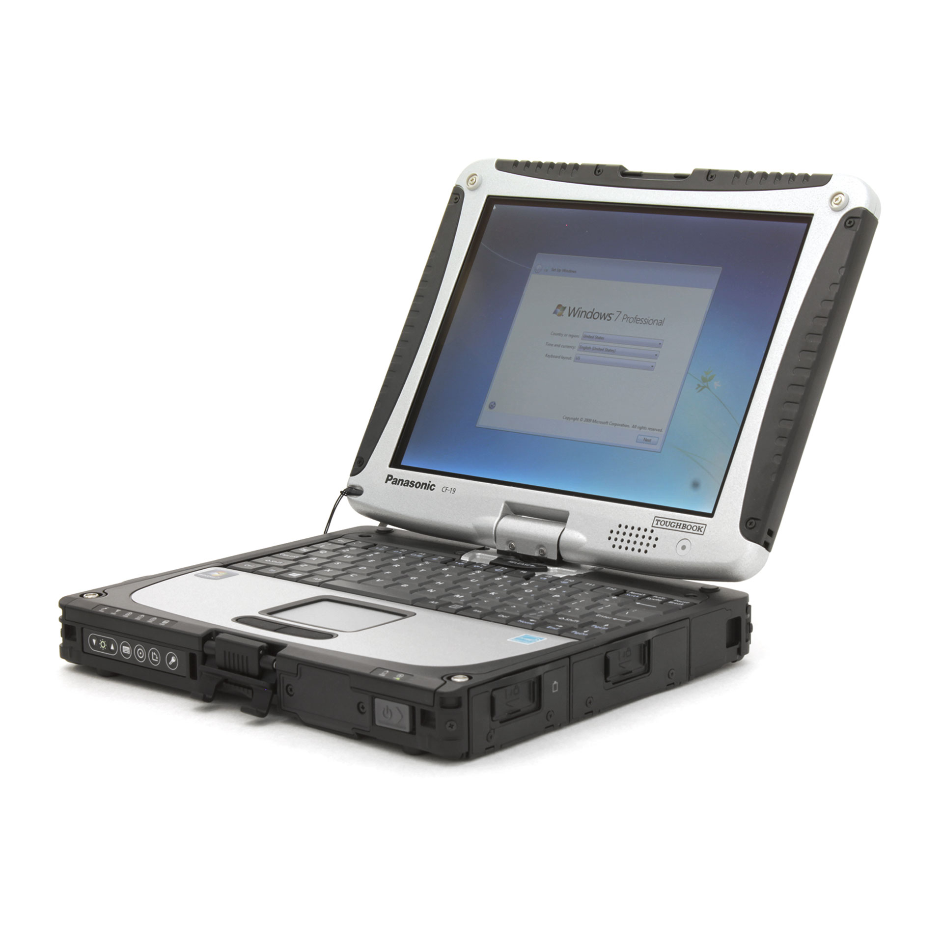 "Panasonic Toughbook 19 10.1"" i5 3610ME 4GB 500GB CF-19ZA001DM"