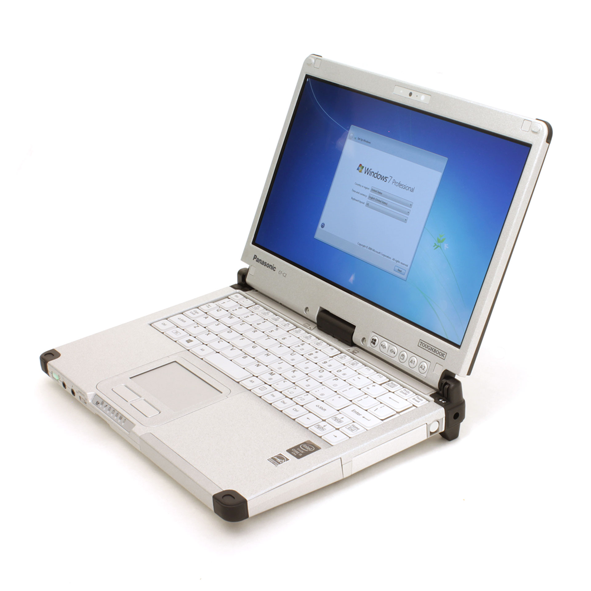 "Panasonic Toughbook C2 I5-4310U 8GB 256GB 12.5"" CF-C2CYHBXKM"