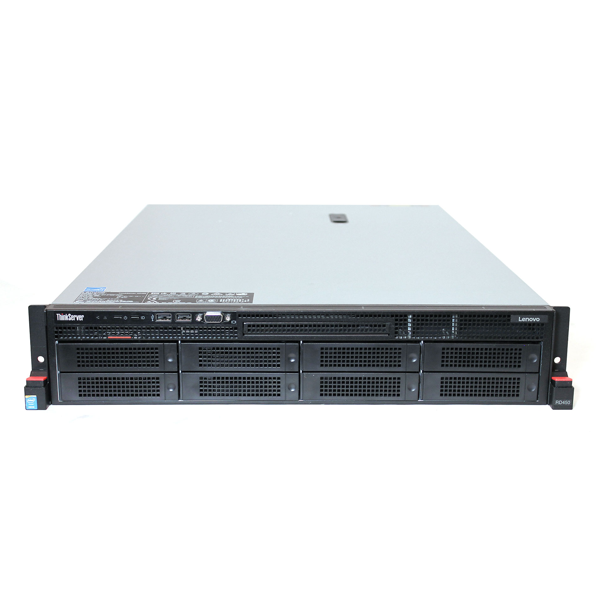 Lenovo ThinkServer 2U Server 70QQ0015UX RD450 E5-2620 v4 16GB