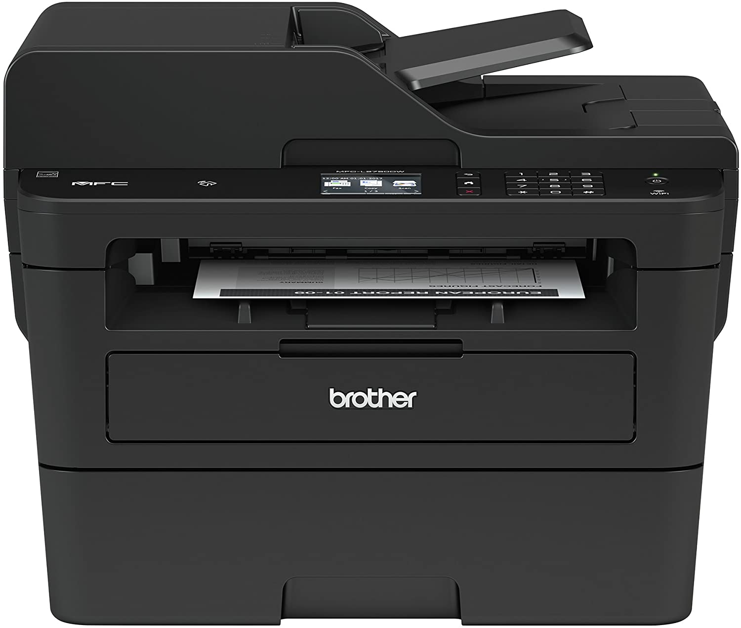 Brother MFC-L2750DW multifunction printer B/W MFCL2750DW
