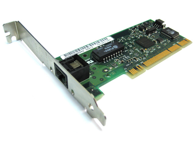 HP/Compaq PCI 100 Network Interface Adapter Card 721383-007