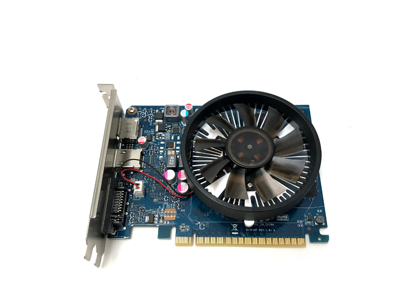 HP nVidia GeForce GTX645 GTX 645 2GB GDDR5 724338-001 Video Card