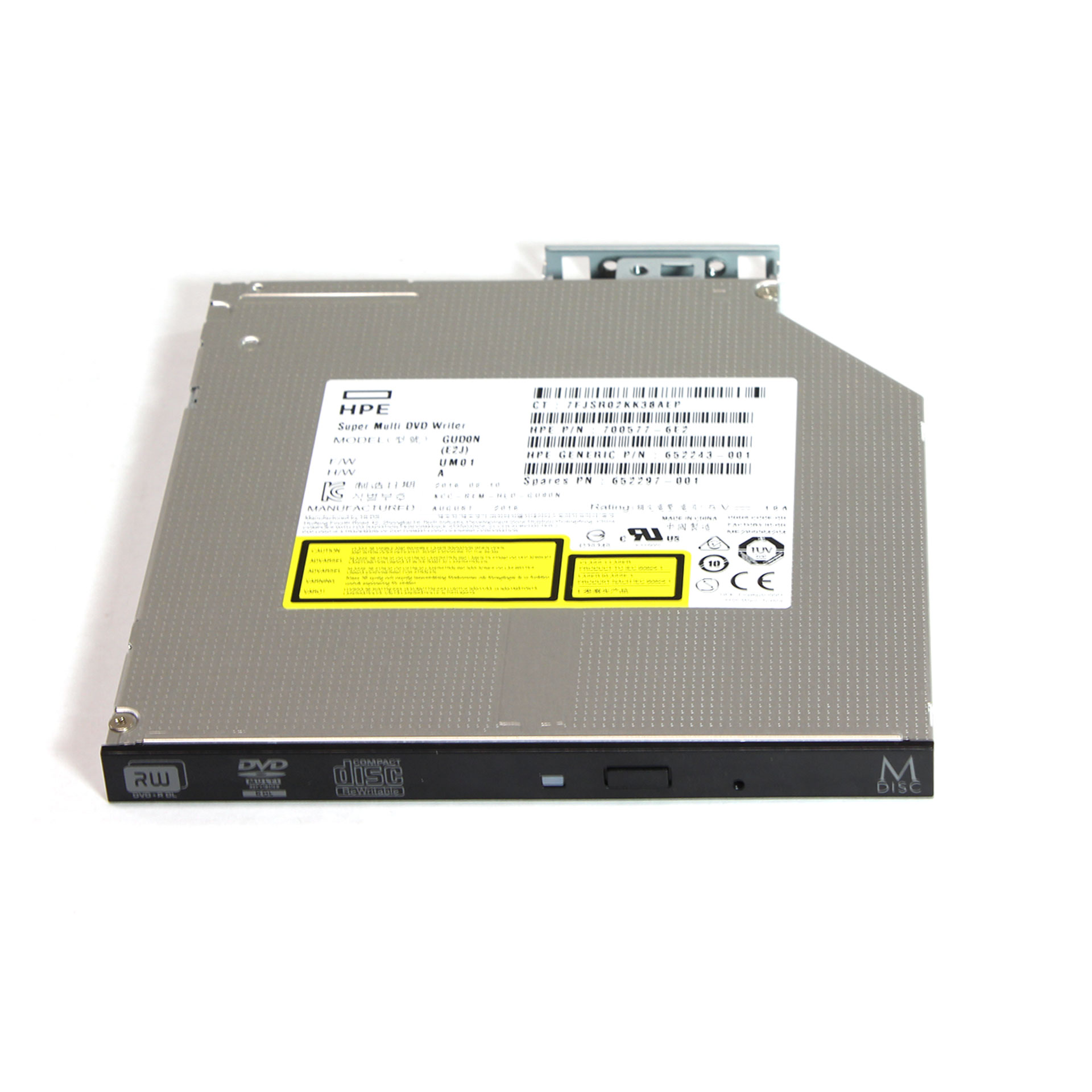 HP 403806-001 DVD+-R//RW 8X IDE OPTICAL DRIVE 403806001 DL