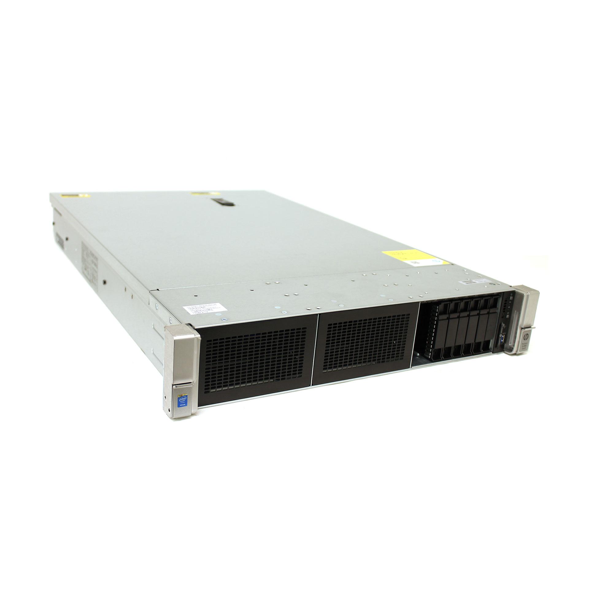 Hp Server Proliant Dl380 Gen9 Base 752687 B21 E5 2620v3 16gb Ram