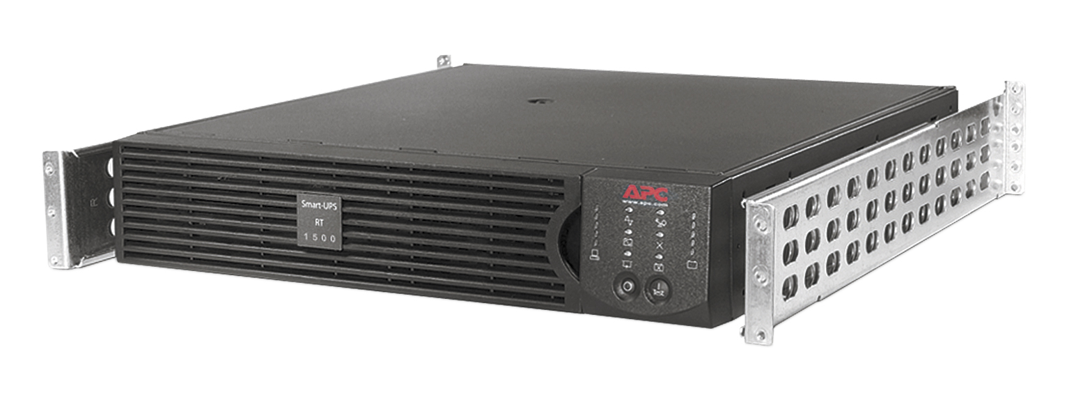APC Smart-UPS RT 1500VA RM Network Card UPS SURTA1500RMXL2U-NC