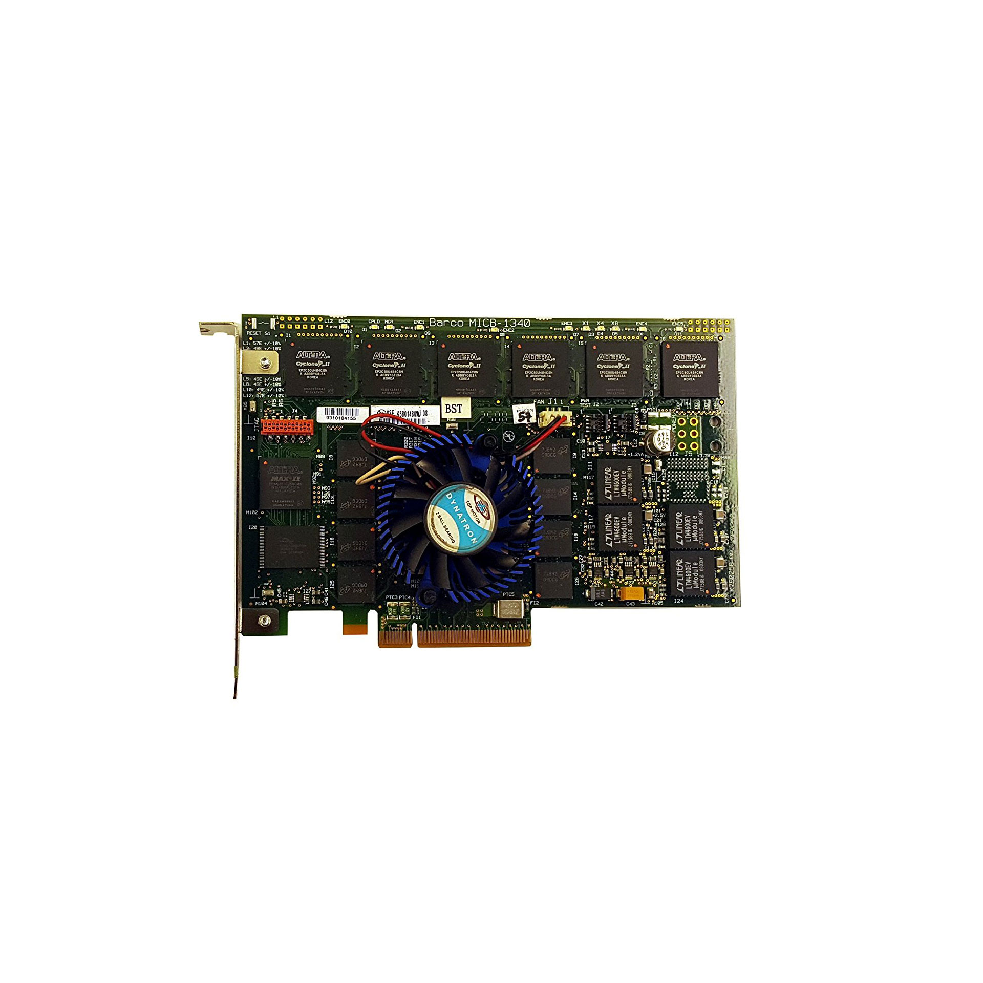 Barco MICB-1340 Image Compression Card K5801480