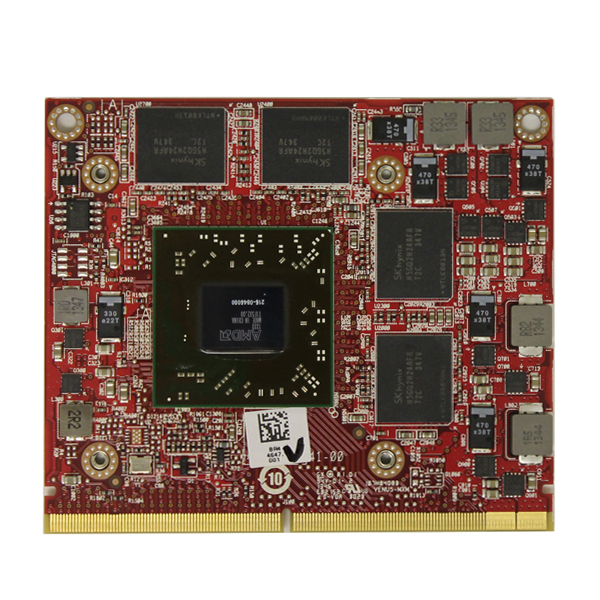 AMD FirePro 8800M 1GB Mobile Video Card 216-0846000 Dell 5FXT3