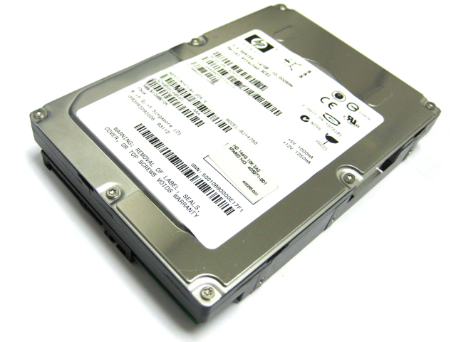 HP Maxtor Atlas 147GB SAS Hard Disk Drive 404371-001 405271-001