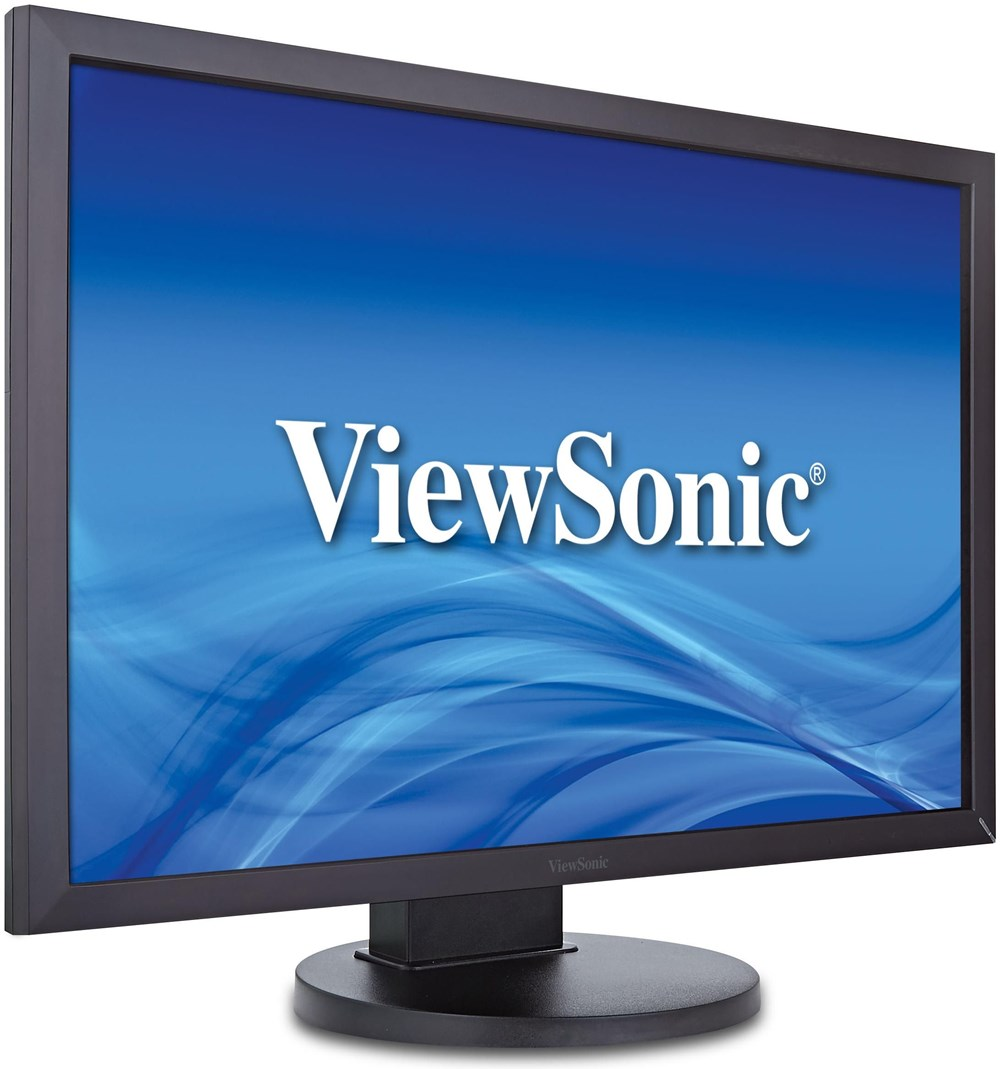 "ViewSonic VG2438SM 24"" LED Monitor with Speakers 16:10 LED"